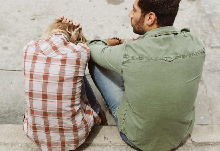מה לעשות כאשר האישה רוצה להתגרש ?
