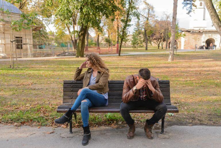 בעיות בזוגיות