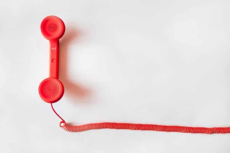 שיחת מיקוד חינם בטלפון